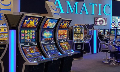 Amatic Industries launches online gaming software