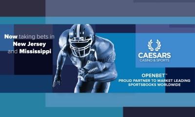 Caesars Enhances Sportsbook Offering with SG Digital's Managed Trading Service