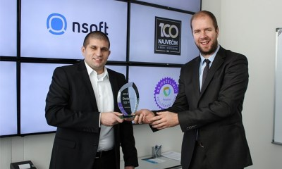NSoft receives Deloitte Technology CE Fast 50 2018 Award