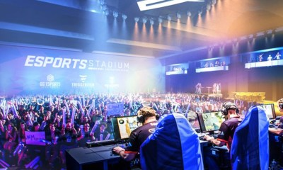 The largest Esports stadium in North America gets a roaring welcome