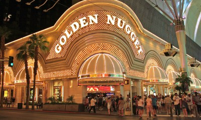 Stabbing during gambling at Golden Nugget