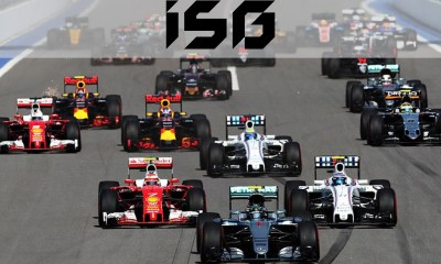 ISG offers ground-breaking betting partner package for Formula 1