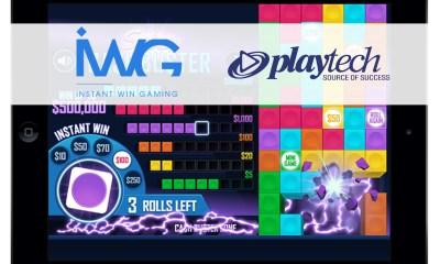 IWG pens Playtech agreement