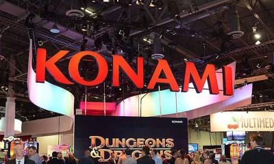 Konami reports steady revenue and increased profits