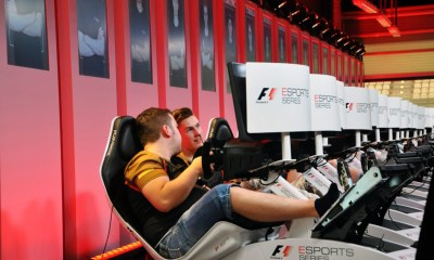 F1 drivers turn to eSports after Australian GP called off