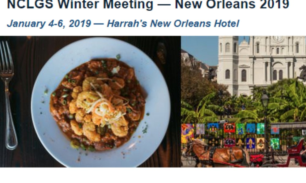 Sports Betting Policy and Performance to Take Center Stage at Winter Meeting of Legislators from Gaming States, January 4-6 in New Orleans