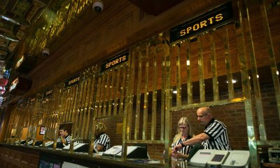 NJ Sports Betting Fumbles in Its Second Full Month, Down 51%