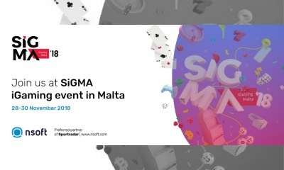 NSoft attends SiGMA 2018