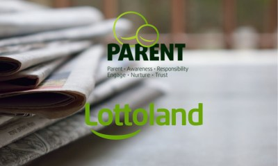 Lottoland launches 'P.A.R.E.N.T'