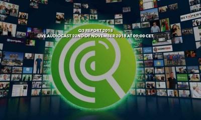 Raketech interim report Q3 2018