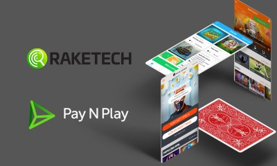 Raketech partners with Trustly to provide In-Banner Pay N Play technology across its leading online gaming products