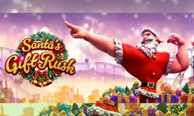 Pocket Games Soft releases Santa Gift Rush slot