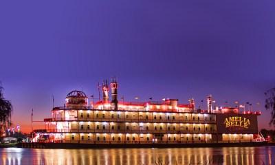 Eldorado to shift its Louisiana floating casino to land