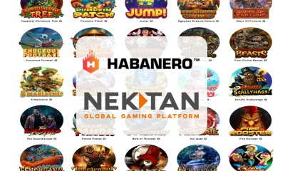 Habanero Partners with Nektan to provide its full suite of premium games on its casino platforms