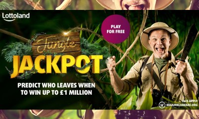 SportCaller launches all-new £1m 'Jungle Jackpot' game with Lottoland for new series of hit show