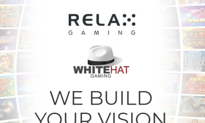 Relax Gaming enhances reach with White Hat Gaming partnership