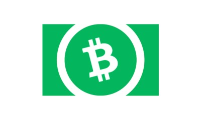 Bitcoin Cash (BCH) now Tokenized