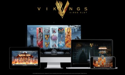 NetEnt to reign supreme as it launches Vikings™ Series Video Slot game