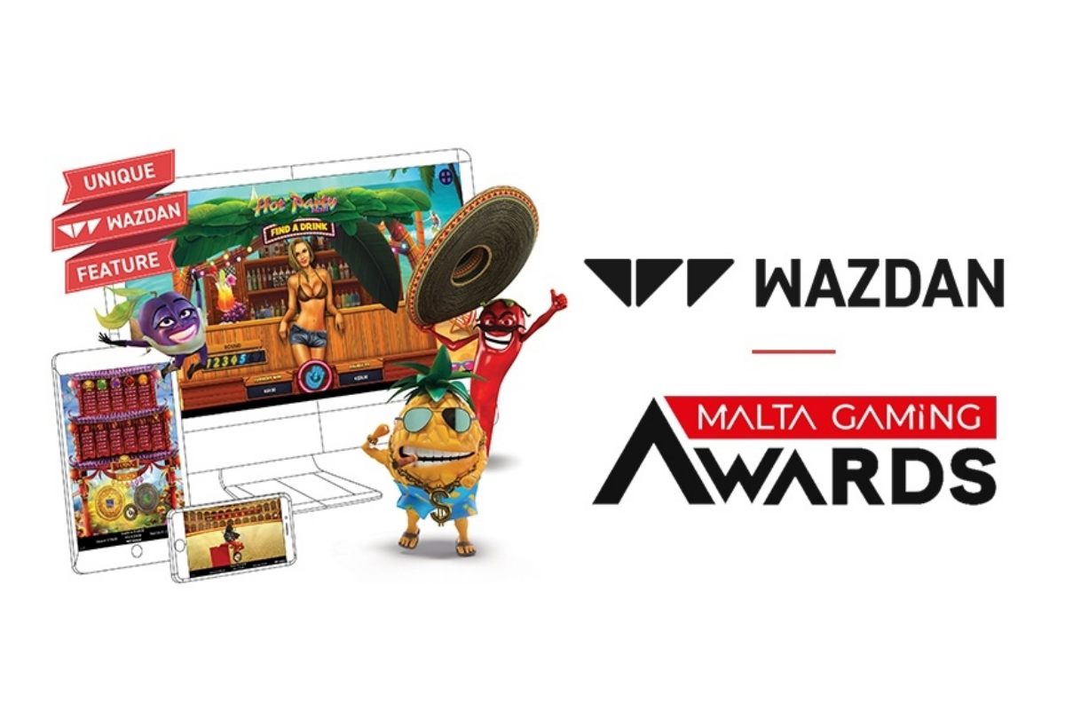 Wazdan shortlisted for prestigious Malta Gaming Awards.