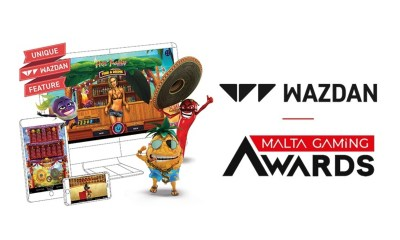 Wazdan shortlisted for prestigious Malta Gaming Awards.