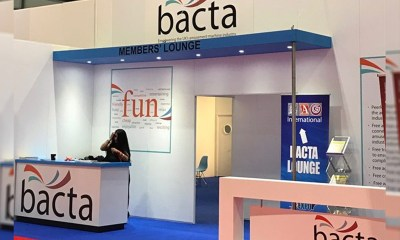 Bacta's first SR exchange receives all-round praise