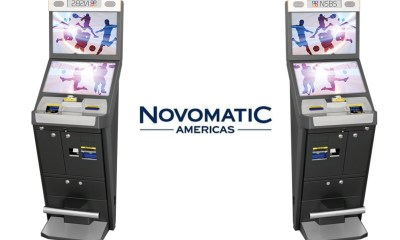 NOVOMATIC Sports Betting Kiosk Debuts in North America