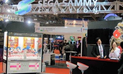 Sega Sammy throws in hat into Japan's IR bidding ring