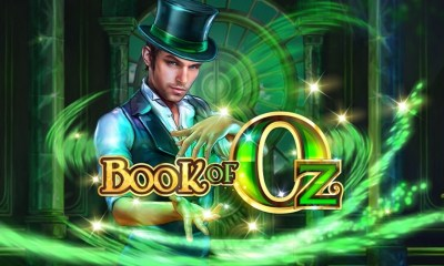 Microgaming's Book of Oz