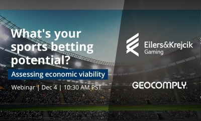 On-demand webinar now available: What's your sports betting potential? – Assessing economic viability