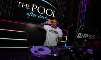 The Pool After Dark at Harrah's Resort Announces DJ Pauly D's Extended Residency To 2020
