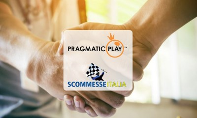 PRAGMATIC PLAY SIGNS WITH SCOMMESSE ITALIA