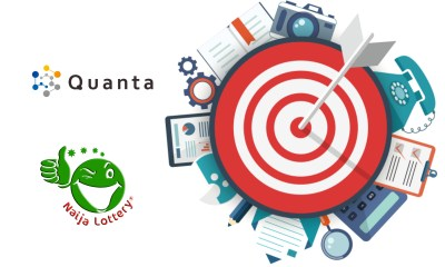 Quanta Acquires Stake in Nigeria Lottery ILGL The World's First Deal to Reform Traditional Lottery
