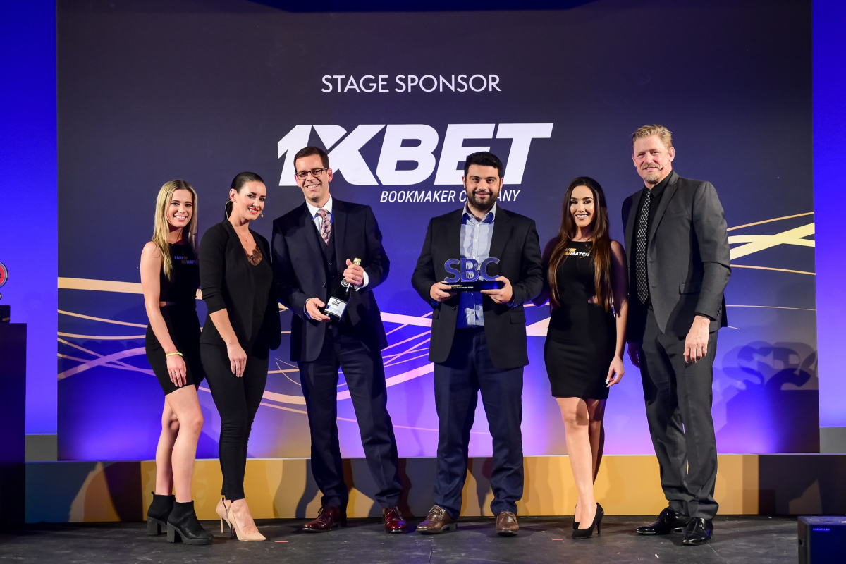 SG Digital Triumphant at SBC Awards 2018