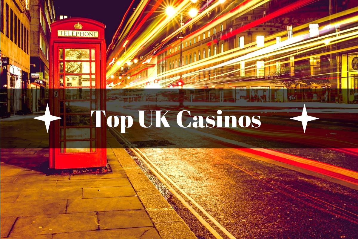 Top Uk Casinos European Gaming Industry News