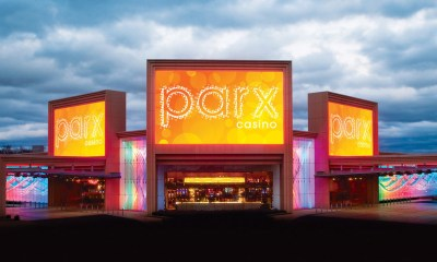 Parx casino launches sportsbook in Pennsylvania