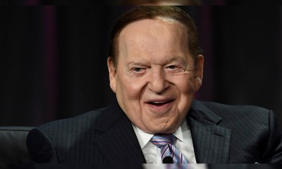 Adelson suspected to be behind online gambling ban