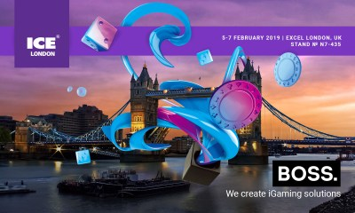 ICE London 2019: Conceptual Gaming from BOSS.
