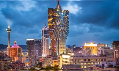Macau's casino companies receive rating upgrade