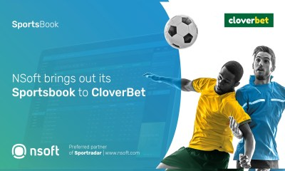 NSoft`s In-Play Betting MTS in CloverBet´s branch network