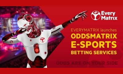 EveryMatrix launches OddsMatrix e-Sports Betting Services ahead of London exhibition