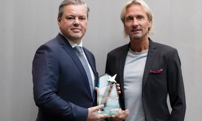 Patrik Westberg Is Crowned Sweden's Best Sports Commentator by TVmatchen.nu