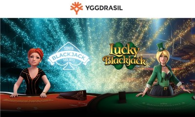 Yggdrasil launches two new immersive Blackjack games
