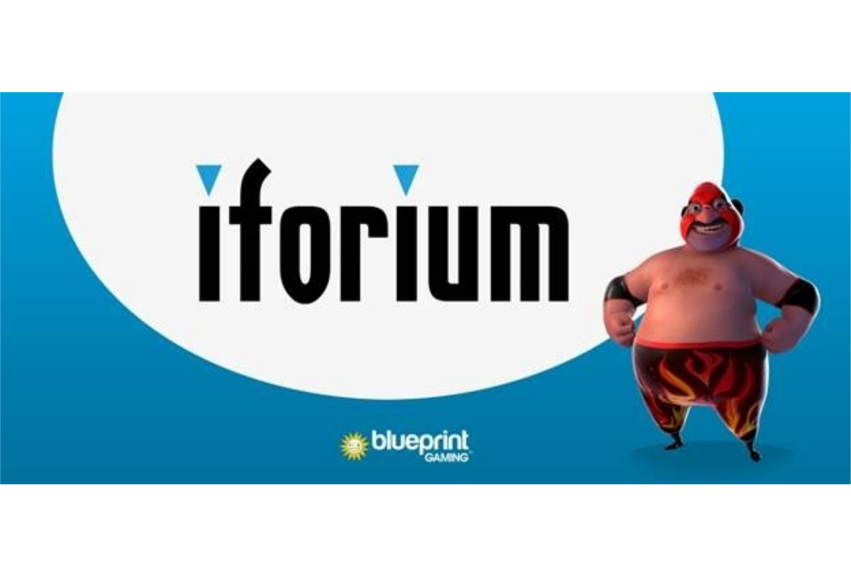 Blueprint Gaming partners with Iforium