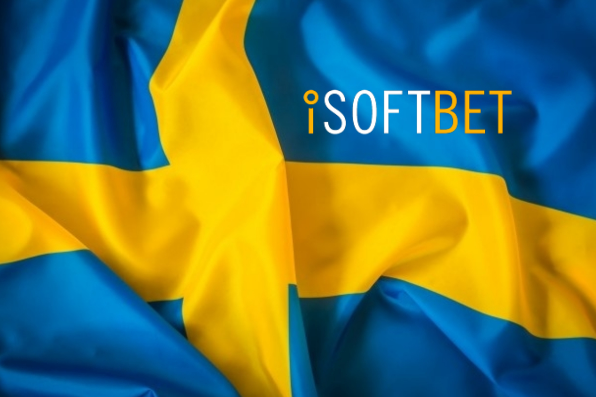 iSoftBet completes games certification for newly regulated Swedish market