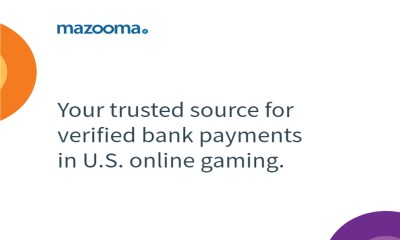 SafeCharge Signs Deal with Mazooma to Provide ACH Payments to Online Sports Betting and iGaming Operators in US