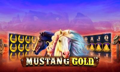 Pragmatic Play - Mustang Gold video slot