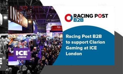 Racing Post B2B to support Clarion Gaming at London once again