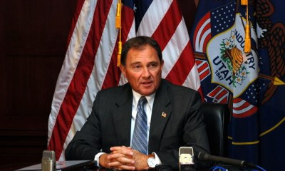 Utah governor expresses reservations against parimutuel betting