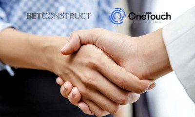 OneTouch seals BetConstruct content deal