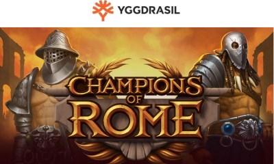 Yggdrasil - Champions of Rome